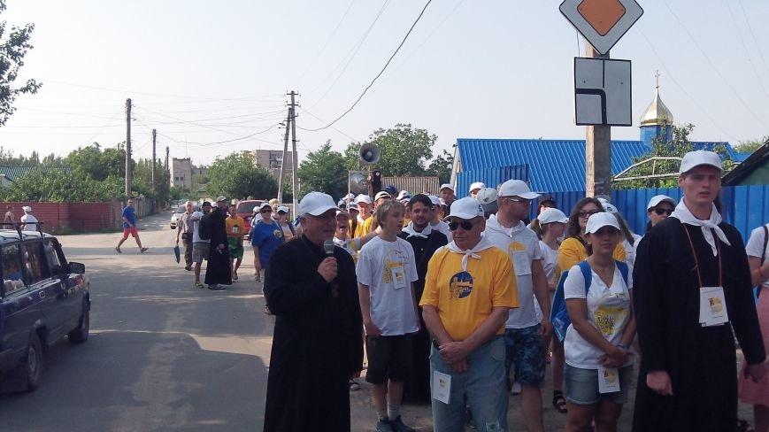 В Мелитополе молились за мир в Украине, фото-5