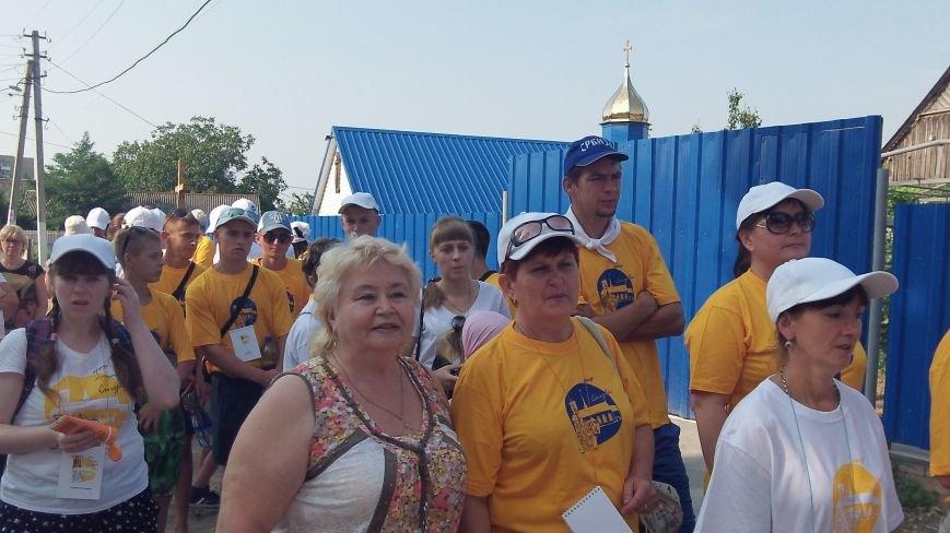 В Мелитополе молились за мир в Украине, фото-7