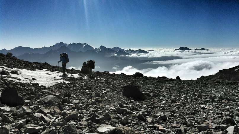 Николаевские альпинисты покорили вершины Грузии (ФОТО), фото-2