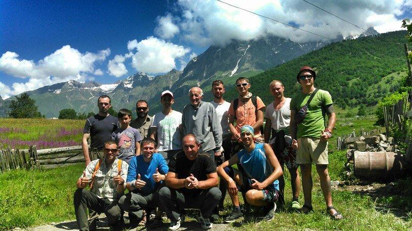 Николаевские альпинисты покорили вершины Грузии (ФОТО), фото-6