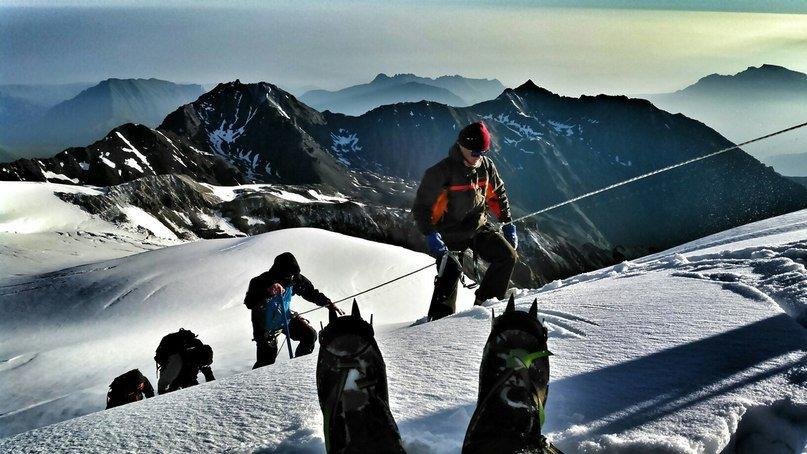 Николаевские альпинисты покорили вершины Грузии (ФОТО), фото-7