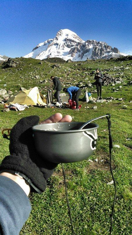 Николаевские альпинисты покорили вершины Грузии (ФОТО), фото-9
