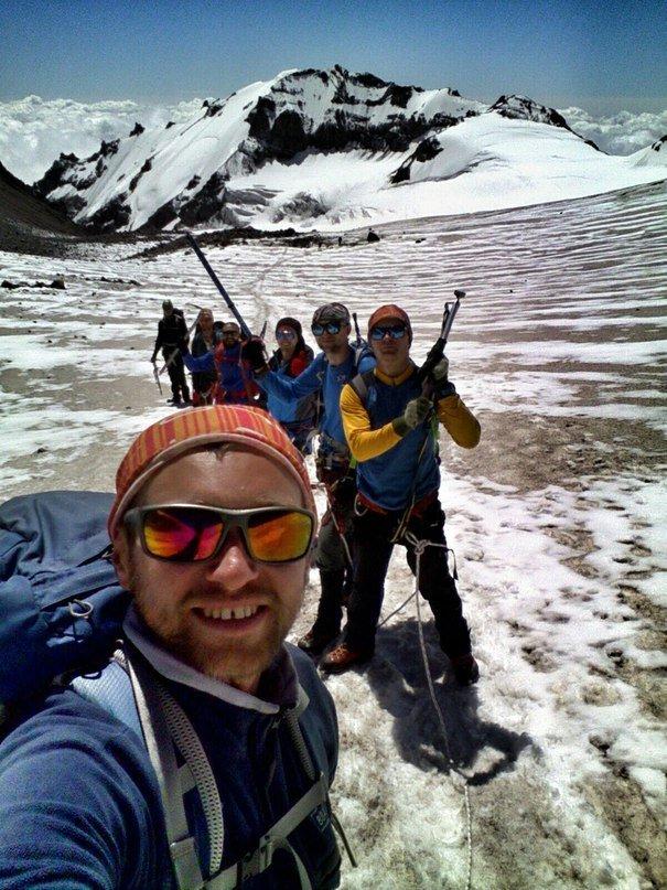 Николаевские альпинисты покорили вершины Грузии (ФОТО), фото-3