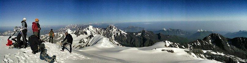 Николаевские альпинисты покорили вершины Грузии (ФОТО), фото-4