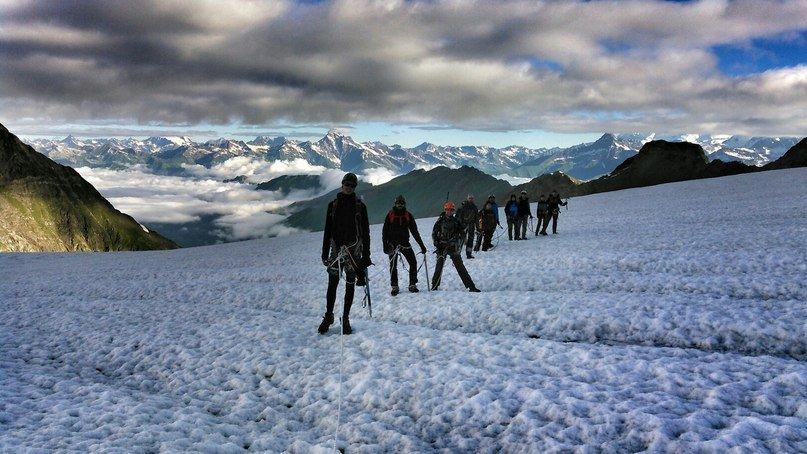 Николаевские альпинисты покорили вершины Грузии (ФОТО), фото-8