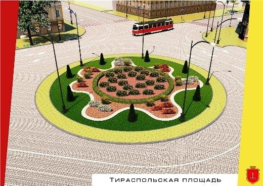 Одесская власть пообещала реконструкцию Тираспольской площади: представлен проект (ФОТО), фото-4