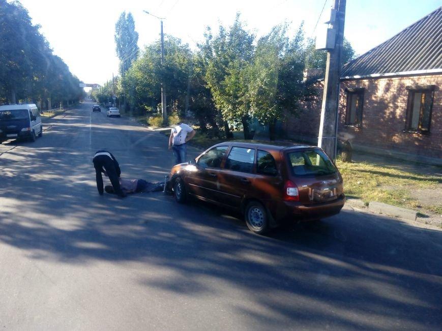 Ужасное ДТП в Кропивницком: автомобиль сбил велосипедиста (ФОТО), фото-3