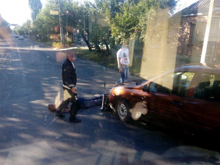 Ужасное ДТП в Кропивницком: автомобиль сбил велосипедиста (ФОТО), фото-4