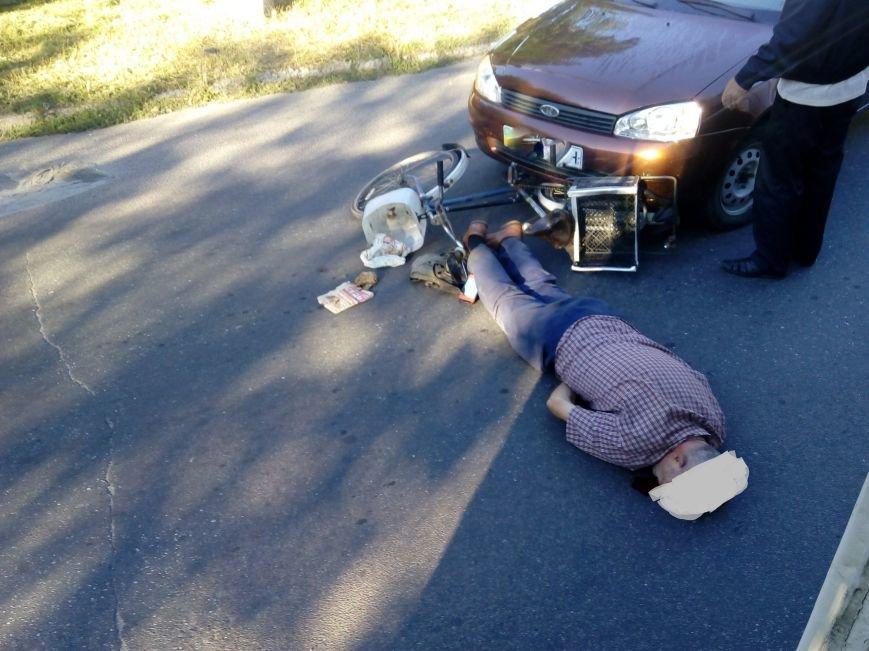 Ужасное ДТП в Кропивницком: автомобиль сбил велосипедиста (ФОТО), фото-2