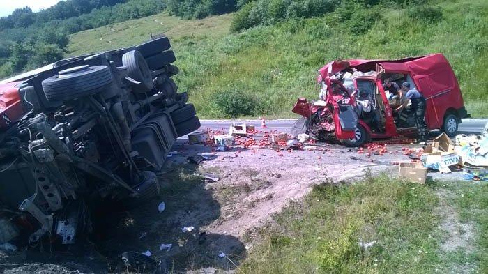 Моторошна аварія на Закарпатті - опубліковано фото, фото-6