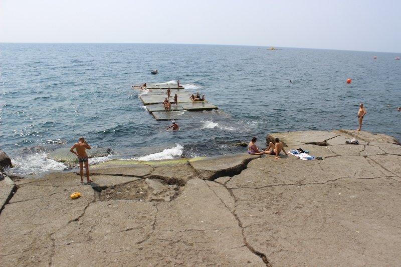 Очередной рейд провели на пляжах пгт Никита, Массандра и в центре, фото-6