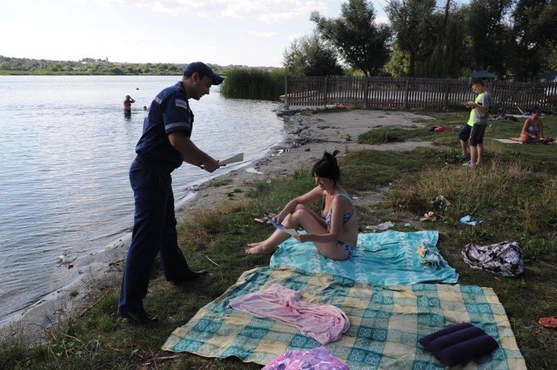 Кропивницкий: спасатели продолжают заботиться о безопасности граждан на водоемах (ФОТО), фото-3