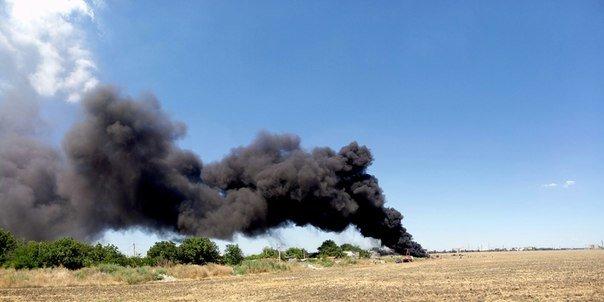 На Котовского в Одессе тушили масштабный пожар (ФОТО), фото-5