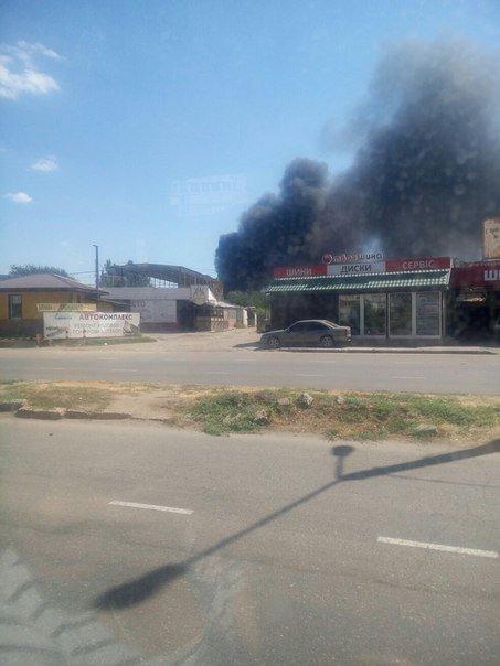 На Котовского в Одессе тушили масштабный пожар (ФОТО), фото-3