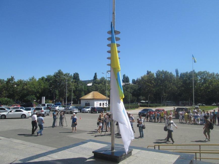 В Одессе отметили старт Олимпийских Игр в Рио-де-Жанейро (ФОТО), фото-4