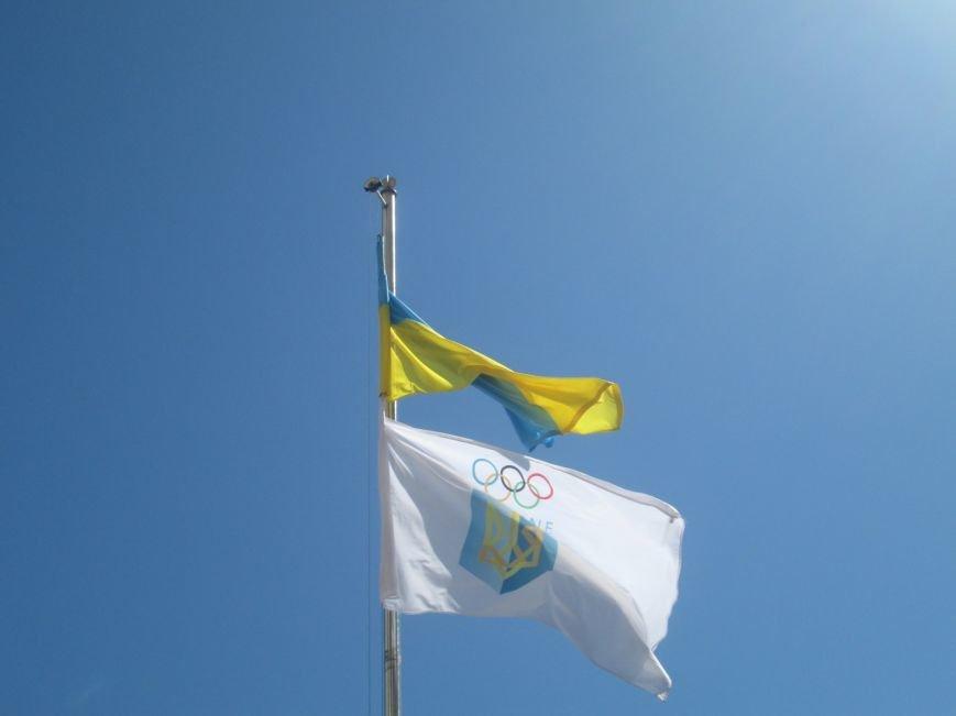 В Одессе отметили старт Олимпийских Игр в Рио-де-Жанейро (ФОТО), фото-6