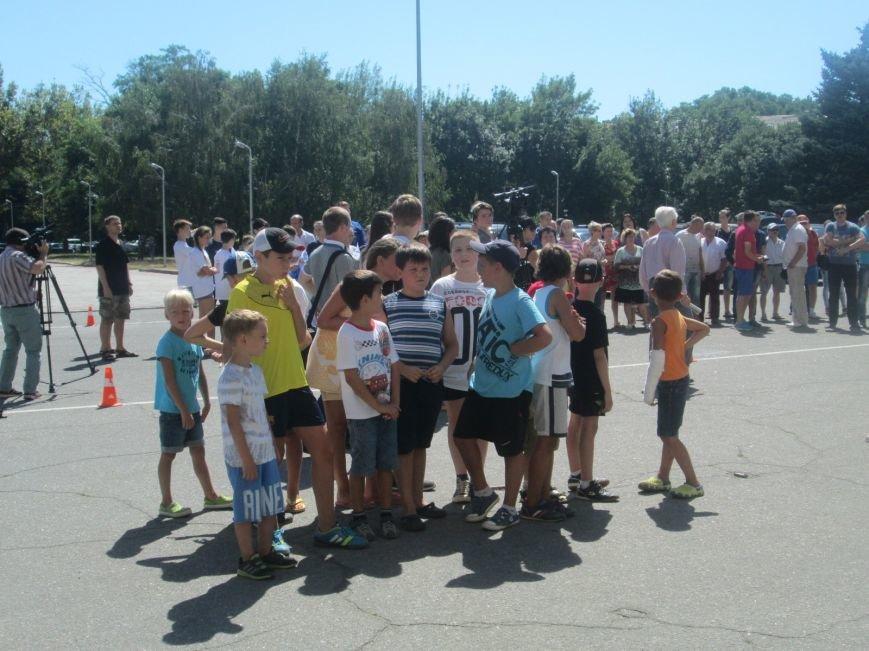 В Одессе отметили старт Олимпийских Игр в Рио-де-Жанейро (ФОТО), фото-1