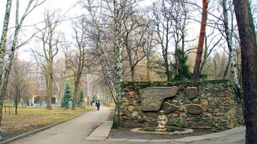 Фонтаны города Славянска: история и современность (фото), фото-14
