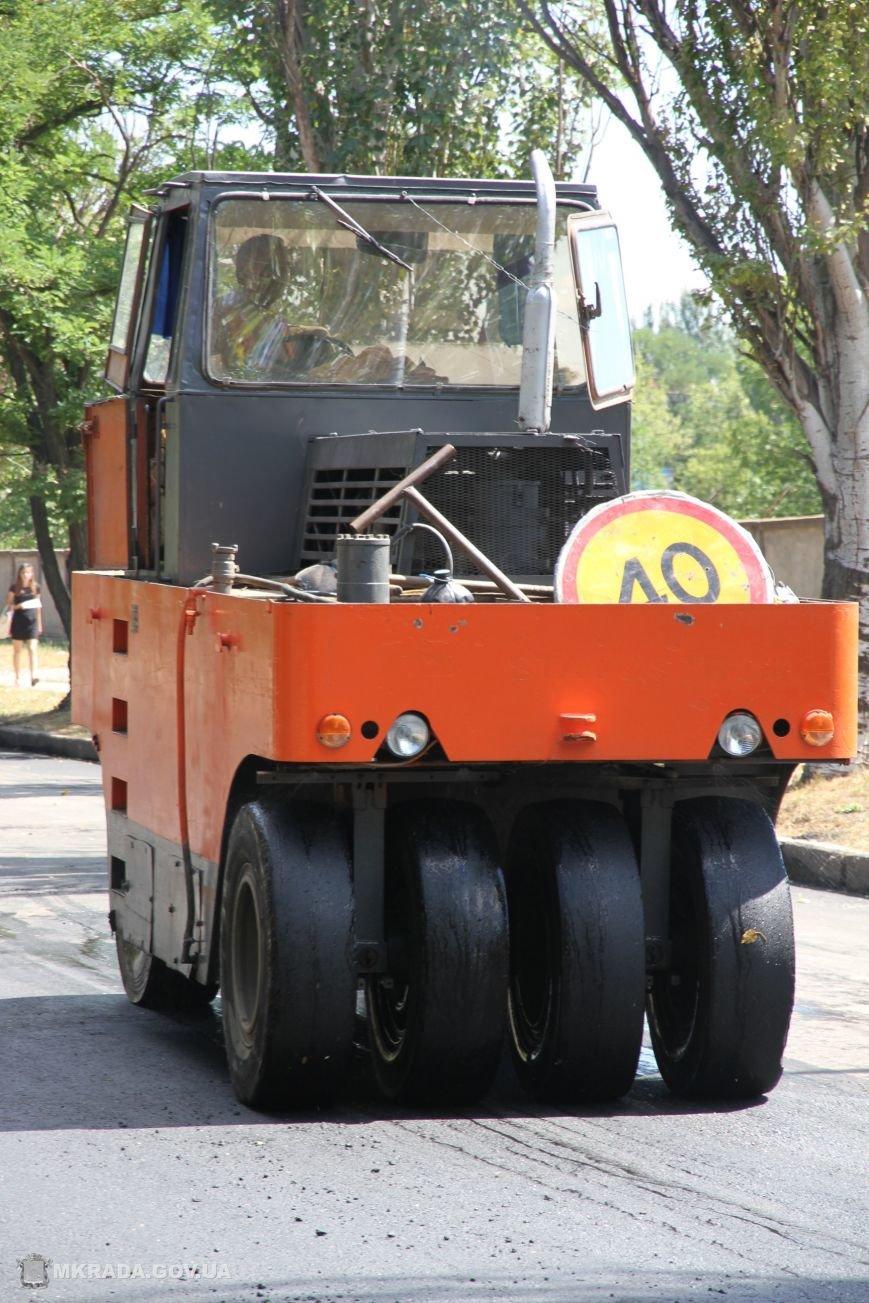 В Николаеве вплотную занимаются ремонтами дорог (ФОТО), фото-3