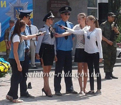 День Національної поліції України відзначили у Покровську, фото-6