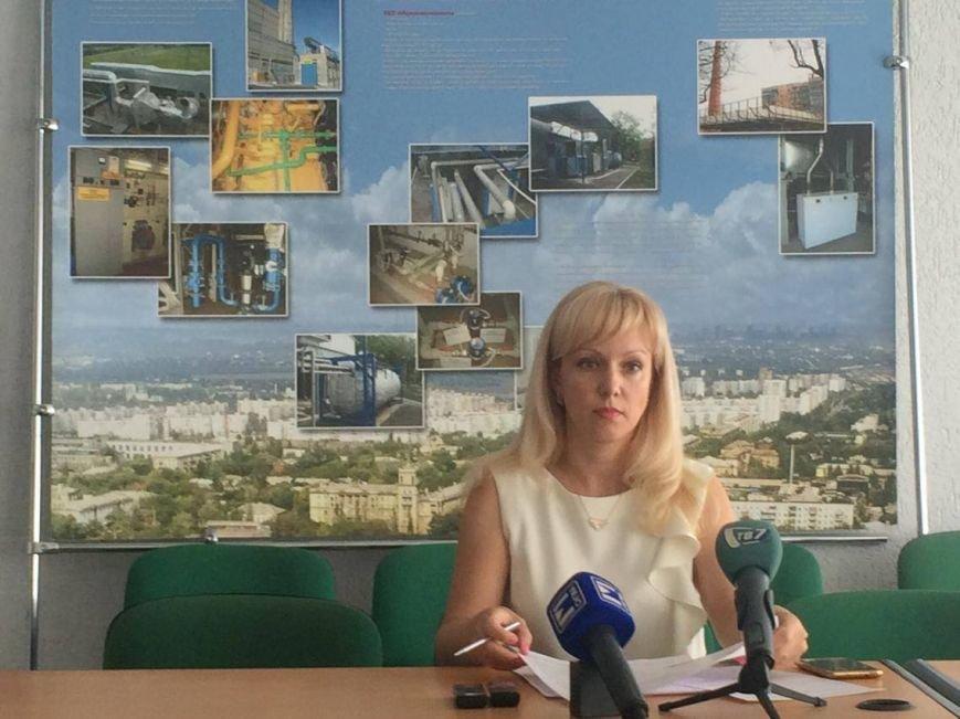 """В  """"Мариупольтеплосети"""" ингнорировали вопросы журналистов (ФОТО, ВИДЕО), фото-1"""