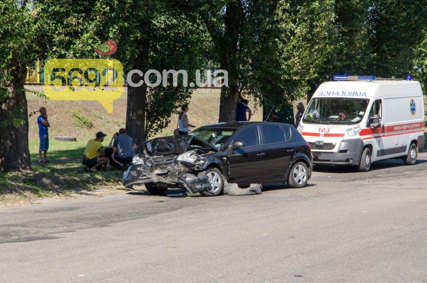 В Каменском на Соцгороде произошло ДТП с пострадавшими, фото-4