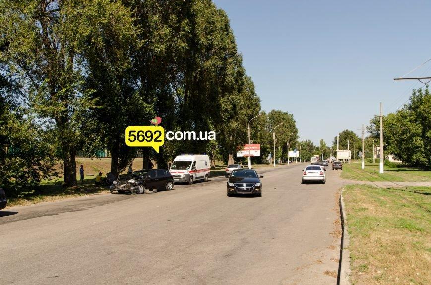 В Каменском на Соцгороде произошло ДТП с пострадавшими, фото-5