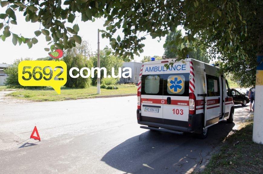 В Каменском на Соцгороде произошло ДТП с пострадавшими, фото-2