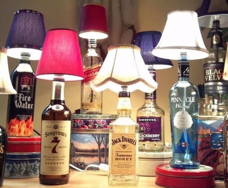 Вторая жизнь бутылок -уроки хенд-мейда, фото-3