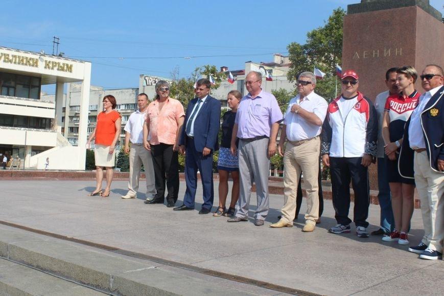 В центре Симферополя отпраздновали открытие XXХI Олимпийских игр (ФОТО), фото-3