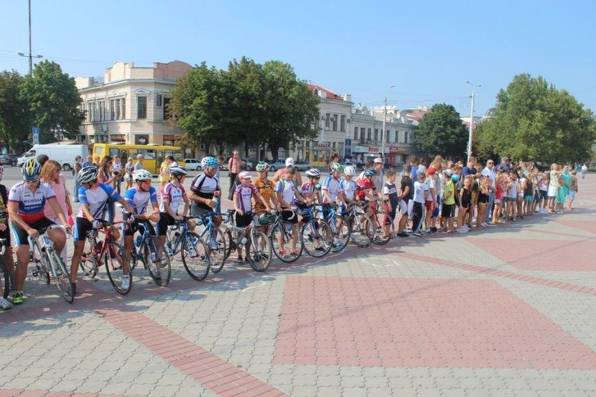 В центре Симферополя отпраздновали открытие XXХI Олимпийских игр (ФОТО), фото-1