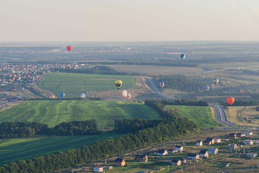 Пролетел «Ярило» над городом, фото-12