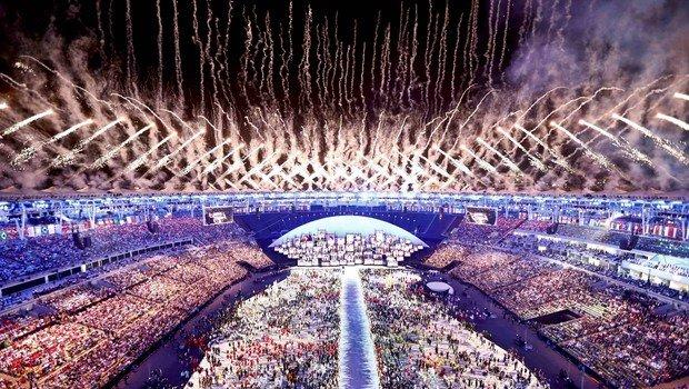 В Рио стартовала Олимпиада-2016 (ФОТО, ВИДЕО), фото-9