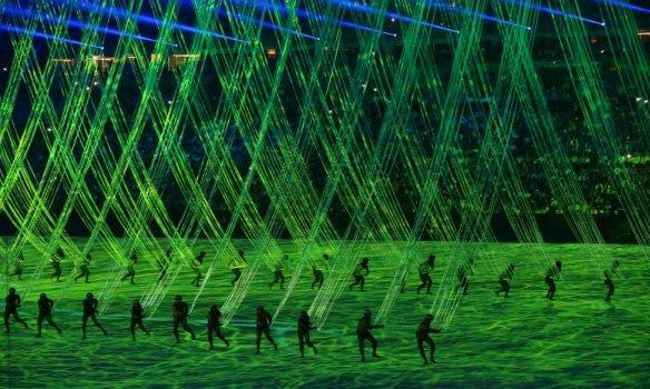 В Рио стартовала Олимпиада-2016 (ФОТО, ВИДЕО), фото-8