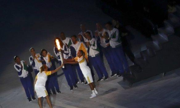 В Рио стартовала Олимпиада-2016 (ФОТО, ВИДЕО), фото-2