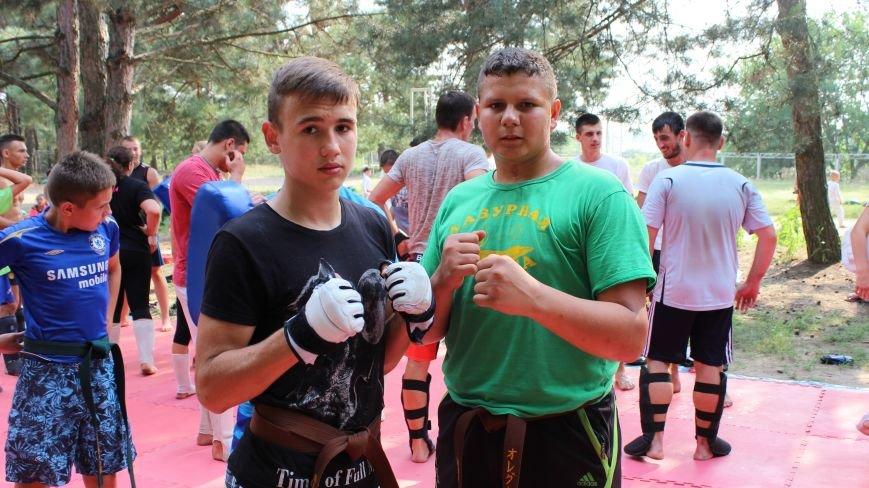Мелитопольские каратисты показали свое мастерство в летней школе, фото-7