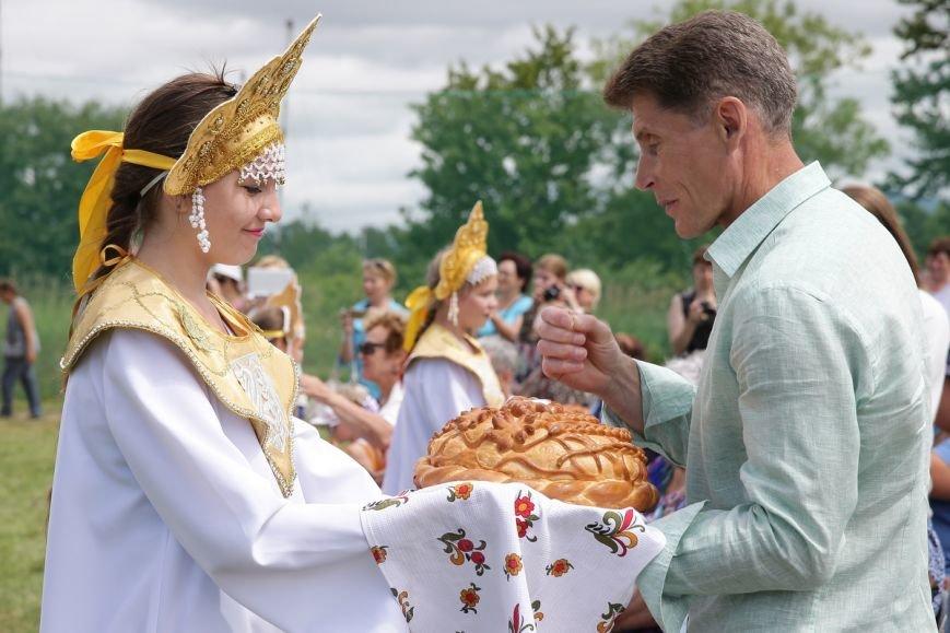 Новая деревня Разгуляево на Сахалине собрала гостей на праздник русской культуры, фото-1