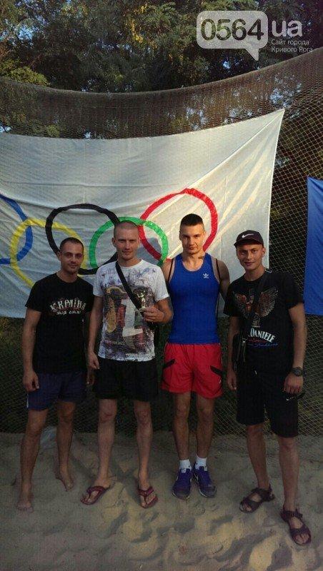 Лучшие волейболисты Кривбасса сразились за звание чемпиона на турнире, посвященному открытию Олимпийских игр  (ФОТО), фото-10