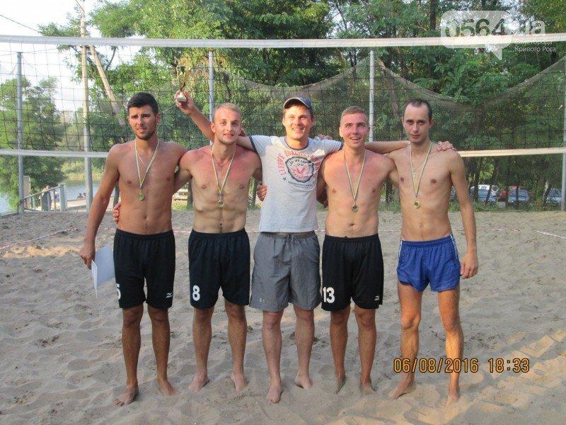 Лучшие волейболисты Кривбасса сразились за звание чемпиона на турнире, посвященному открытию Олимпийских игр  (ФОТО), фото-13
