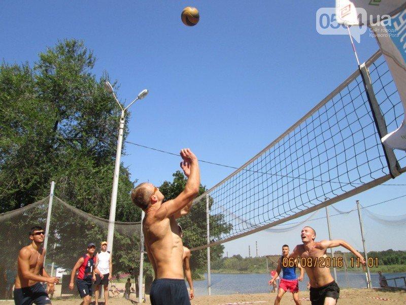 Лучшие волейболисты Кривбасса сразились за звание чемпиона на турнире, посвященному открытию Олимпийских игр  (ФОТО), фото-2