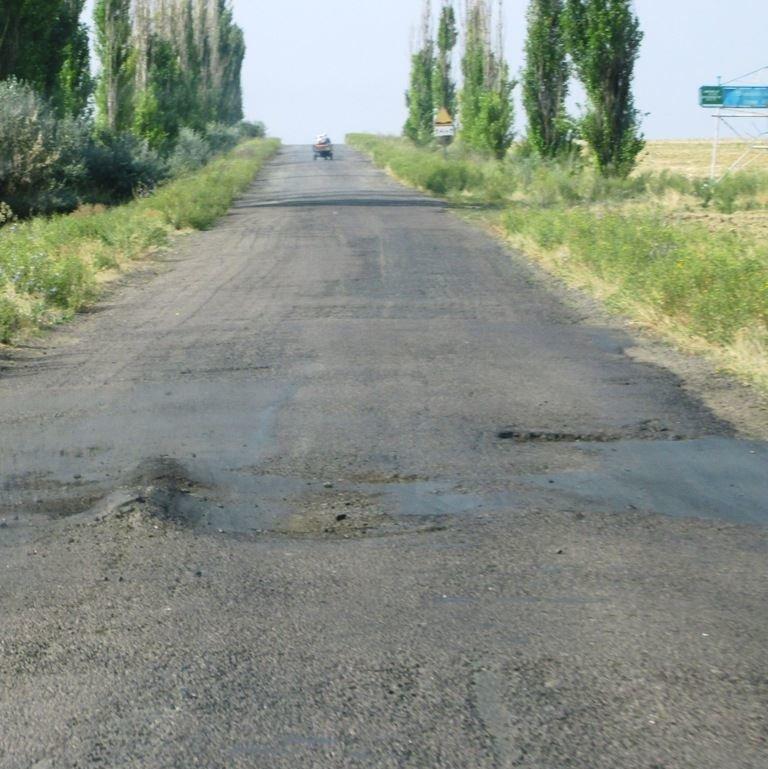 Дороги на Николаевщине напоминают стиральную доску (ФОТО), фото-4