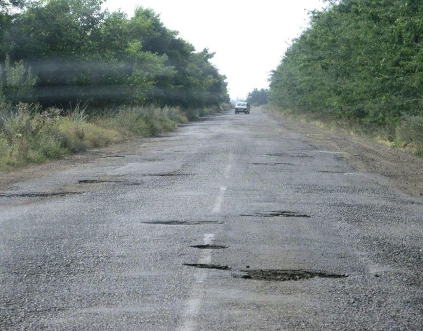 Дороги на Николаевщине напоминают стиральную доску (ФОТО), фото-2