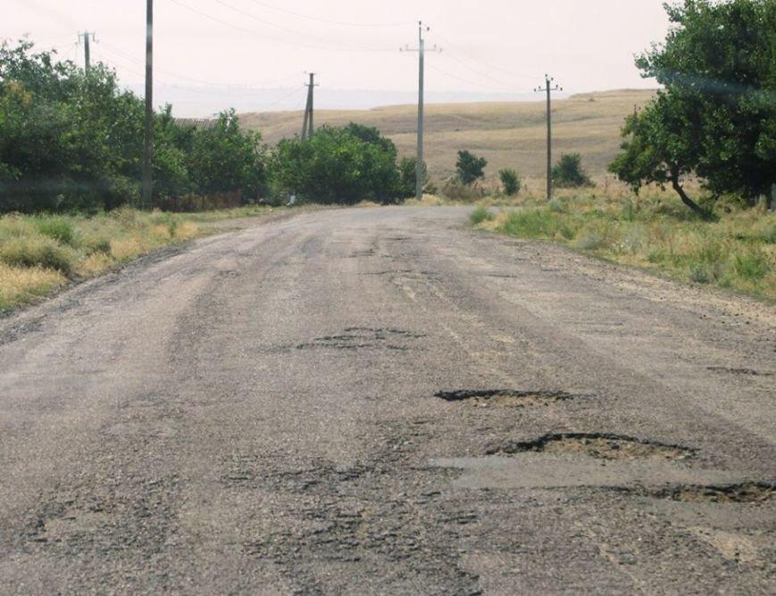Дороги на Николаевщине напоминают стиральную доску (ФОТО), фото-1