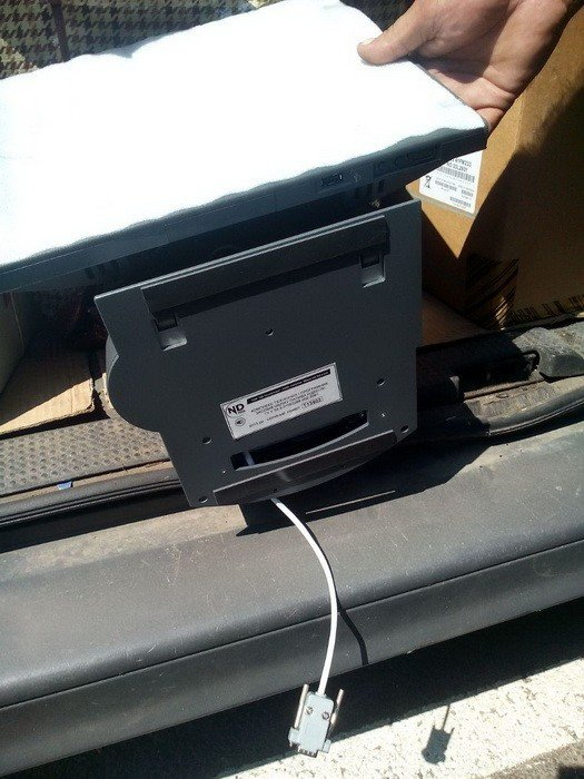В Бахмутском районе житель Луганска пытался провезти электронную технику для продажи, фото-2