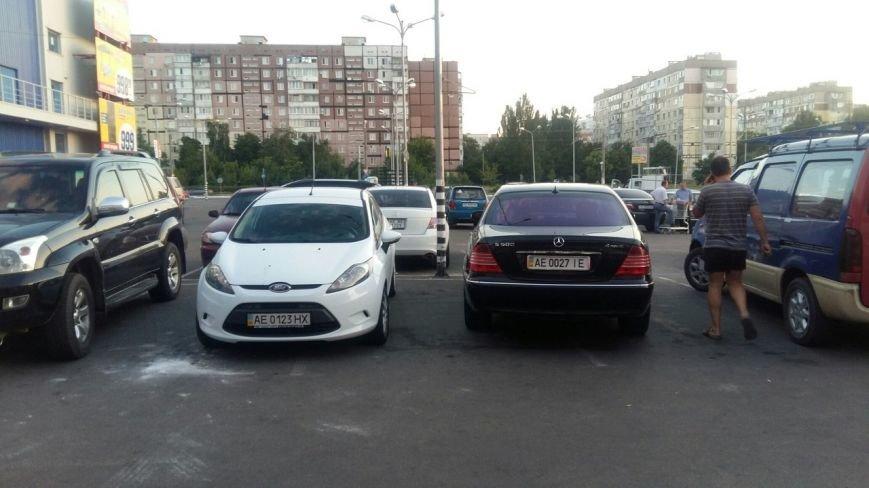 парковка ас2