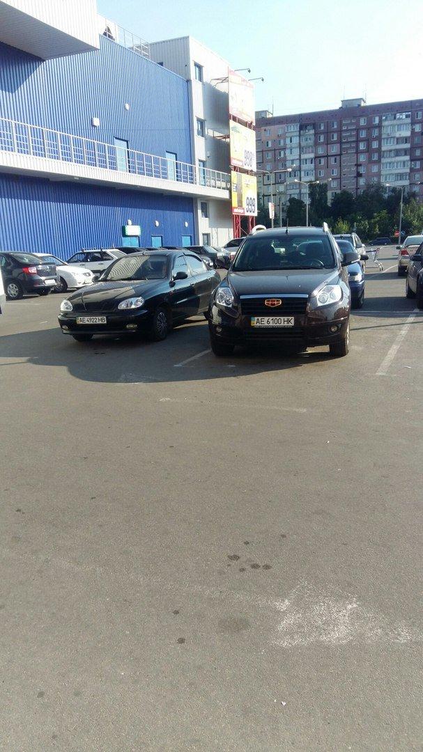 парковка ас4