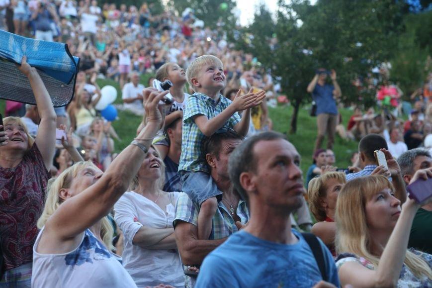 «Небосвод Белогорья» финишировал парадом воздушных шаров и ночным свечением. Фоторепортаж, фото-5