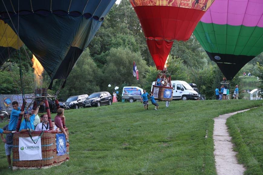 «Небосвод Белогорья» финишировал парадом воздушных шаров и ночным свечением. Фоторепортаж, фото-4