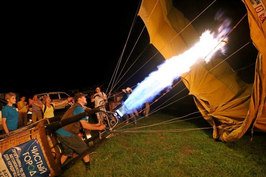 «Небосвод Белогорья» финишировал парадом воздушных шаров и ночным свечением. Фоторепортаж, фото-7