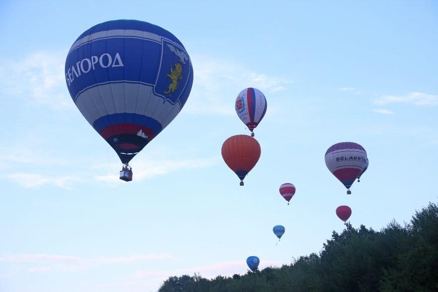 «Небосвод Белогорья» финишировал парадом воздушных шаров и ночным свечением. Фоторепортаж, фото-3